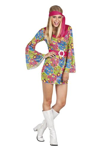Hippie Jurk Sweet Meadow - M