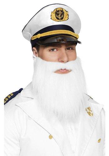 Kapitein Baard Wit