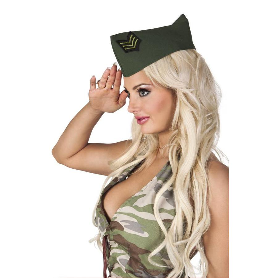 Army Hoedje Dame-1