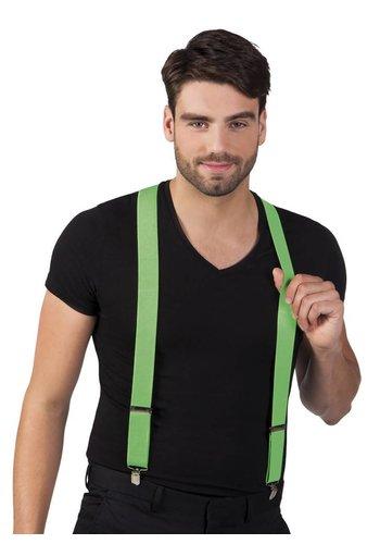Bretels - Neon Groen