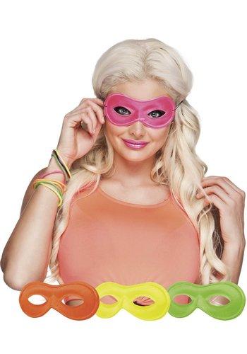 Oogmasker Neon - 4 kleuren