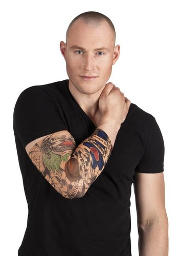"Tattoo Sleeves - ""West Coast"""