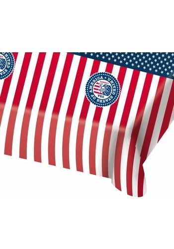 USA Party Tafelkleed 130x180cm