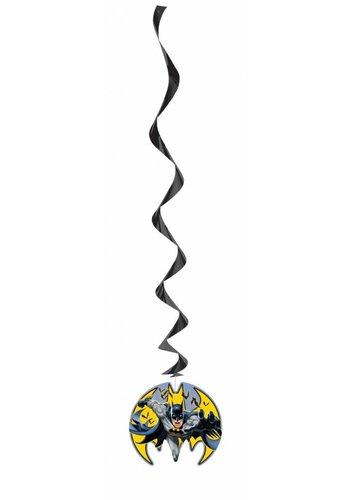 Batman hangdeco - 3 stuks