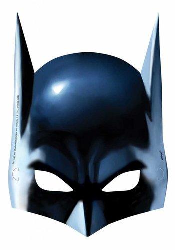 Batman Maskertjes - 8 stuks