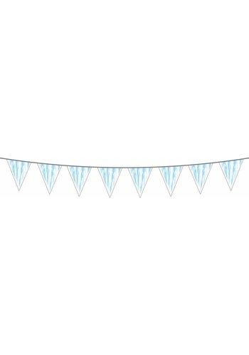 Frozen Vlaggenlijn IJs - 6 meter