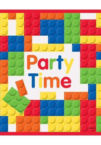 Lego uitdeelzakjes - 8 stuks