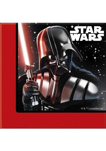Star Wars Servetten 33x33cm - 20 stuks