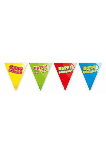 Balloons mini vlaggenlijn - 3 meter