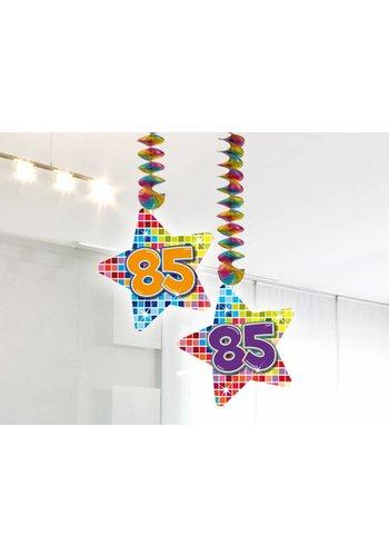 Blocks hangdeco 85 - 2 stuks
