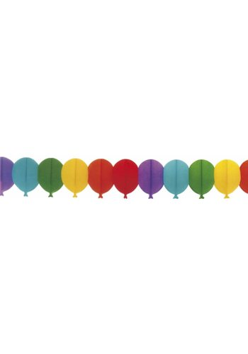 Slinger Ballonnen - 6 meter