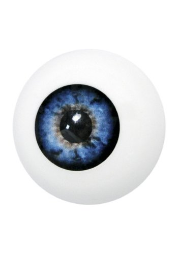 Kunststof Oogbal 301 - Blauw