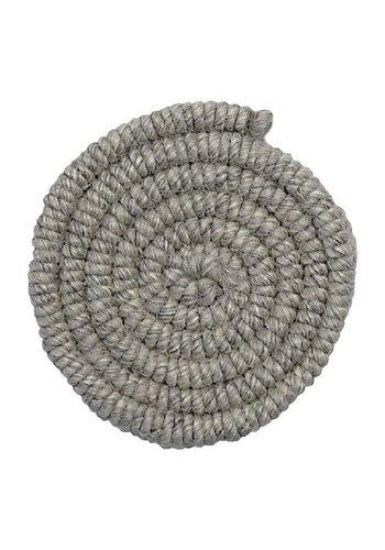 Wolcrêpe Grijs - 013 - 10cm