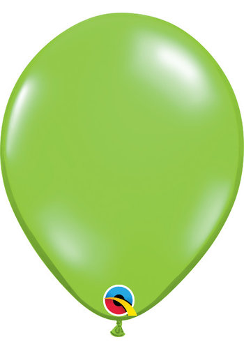 "5"" Lime Jewel - 13cm - 100 stuks"