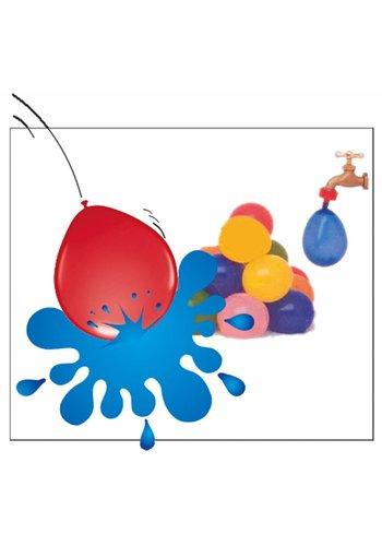 Water Ballonnen - 50 stuks