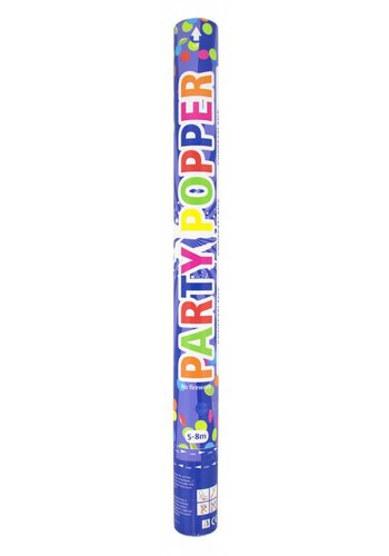 Confetti Kanon Gekleurd - 57 cm