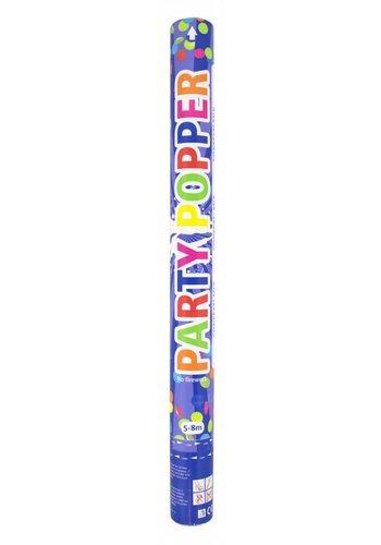 Confetti Kanon Gekleurd - 60 cm
