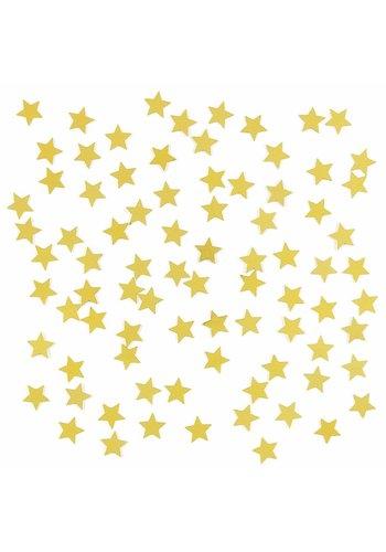 Tafelconfetti Ster Goud - 15 gram