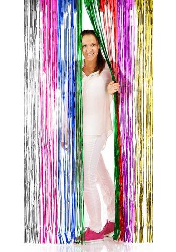 Deurgordijn Multi Color - 2x1mtr