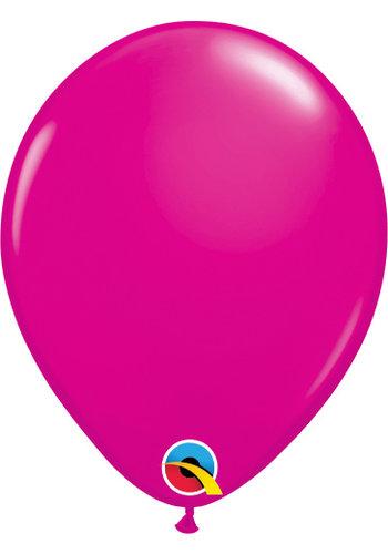 Heliumballon Wild Berry Fashion (28cm)