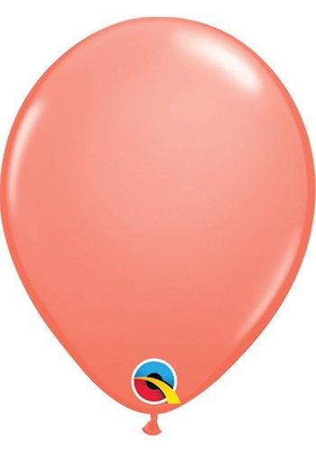 Heliumballon Coral Fashion (28cm)