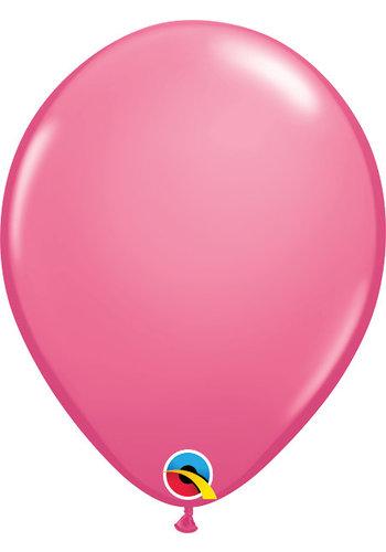 Heliumballon Rose Fashion (28cm)