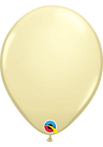 Heliumballon Ivoor Fashion (28cm)