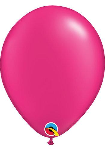 Heliumballon Magenta Metallic (28cm)