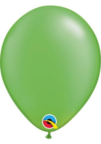 "11"" Lime Groen Metallic (28cm)"