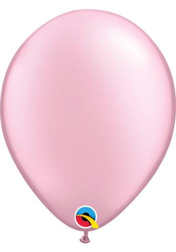 Heliumballon Licht Roze Metallic (40cm)
