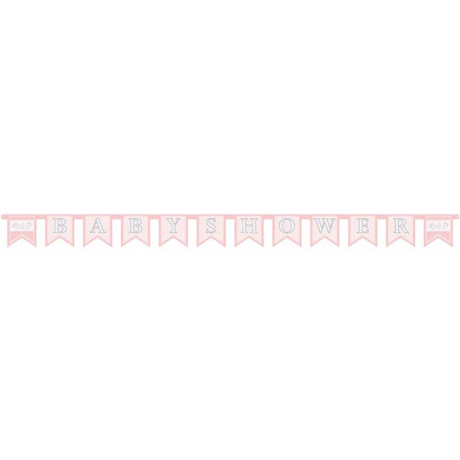 Babyshower Girl letterbanner-1