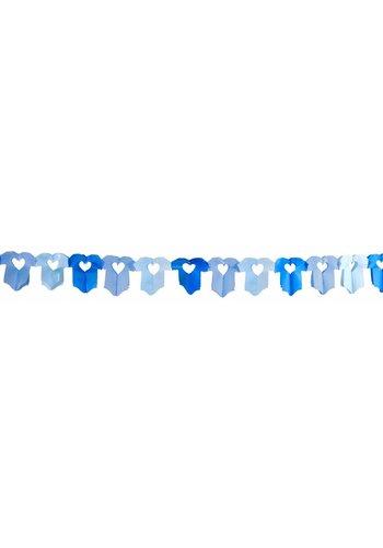 Slinger Romper blauw - 6 meter