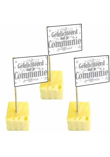 Communie Prikkertjes - 50 stuks