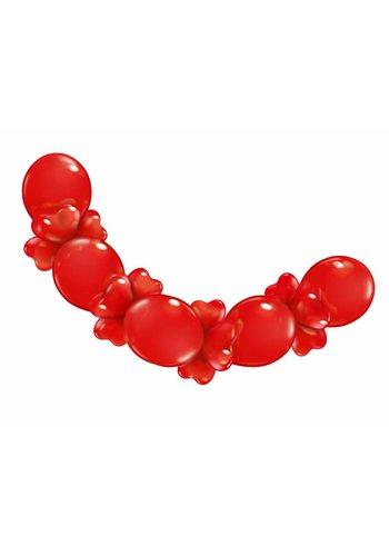 Hartjes Ballonnen Slinger - 2,1 meter