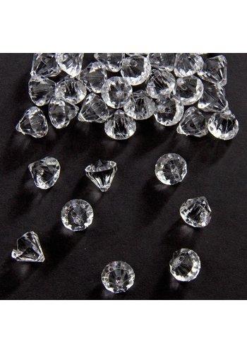 Tafel Diamantjes 12mm - 28 gram