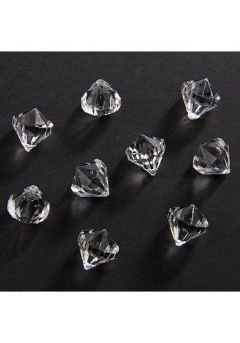 Tafel Diamantjes 20mm - 28 gram