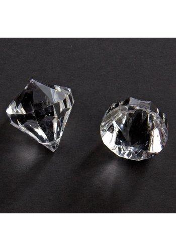 Tafel Diamantjes 30mm - 28 gram