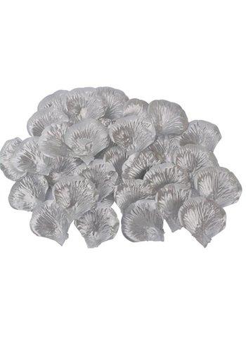 Rozenblaadjes Zilver - 100 stuks