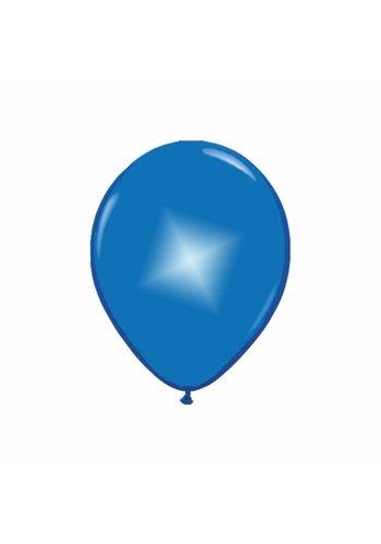 LED Ballonnen Blauw - 20cm - 5 stuks