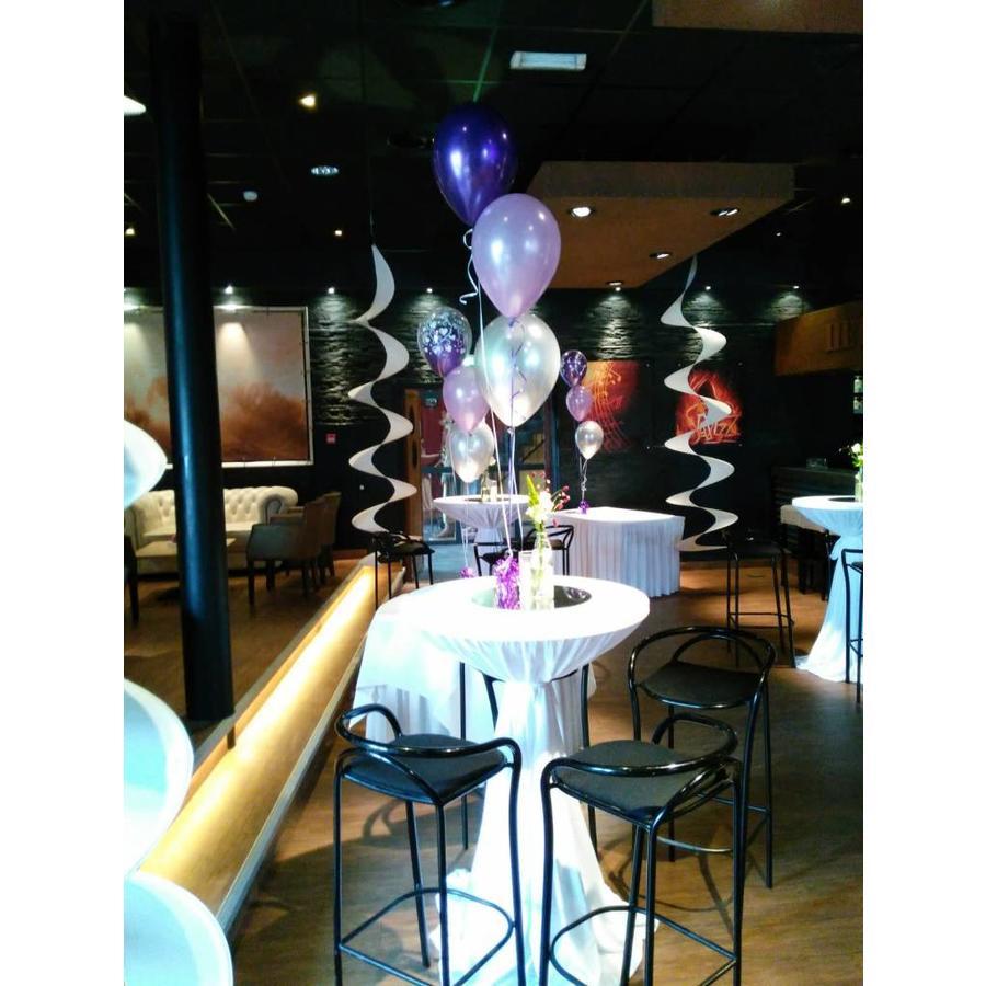 Tafeldecoratie van 3 Heliumballonnen-1