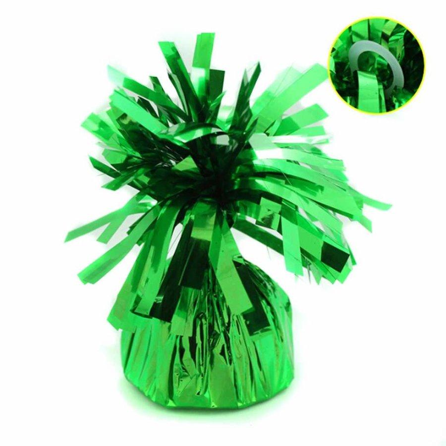 Ballon gewichtje - 170 gram Groen-1