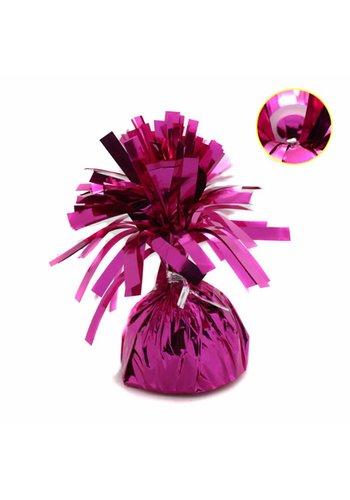 Ballon gewichtje - 170 gram Hot Pink