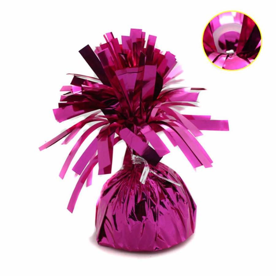 Ballon gewichtje - 170 gram Hot Pink-1