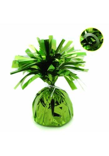 Ballon gewichtje - 170 gram Lime Groen