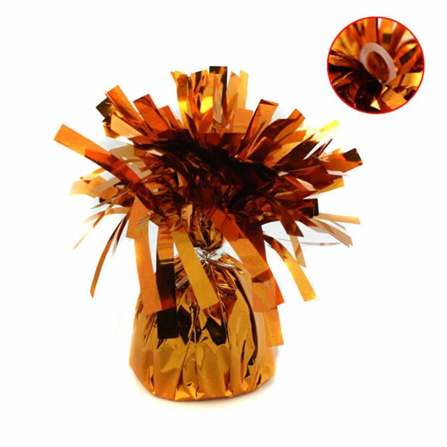 Ballon gewichtje - 170 gram Oranje-1