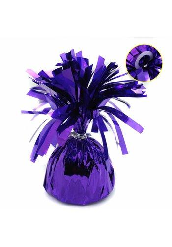 Ballon gewichtje - 170 gram Paars