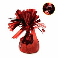 Ballon gewichtje - 170 gram Rood