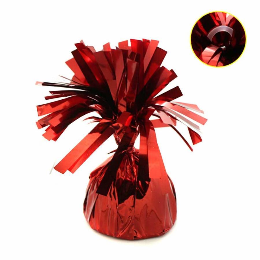 Ballon gewichtje - 170 gram Rood-1