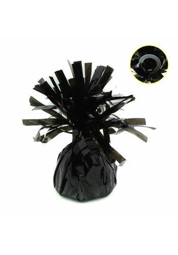 Ballon gewichtje - 170 gram Zwart