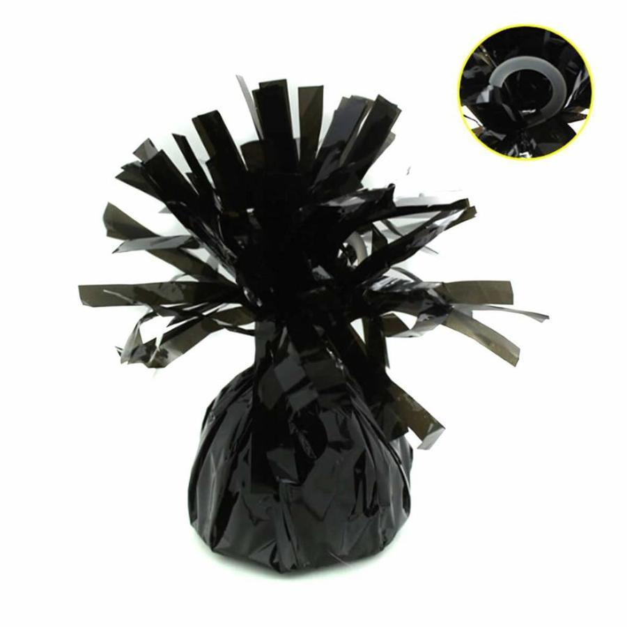 Ballon gewichtje - 170 gram Zwart-1